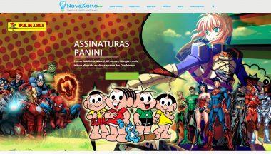 Site + Estratégia Digital - NovaKono
