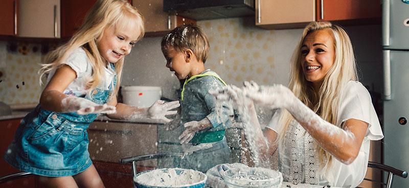 Ser mãe e empreender